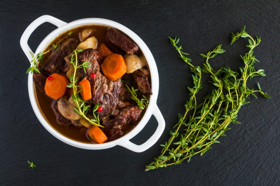 Boeuf bourguignon traditionnel : facile à réaliser !